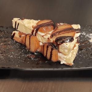 Gulab Jamun Cheesecake
