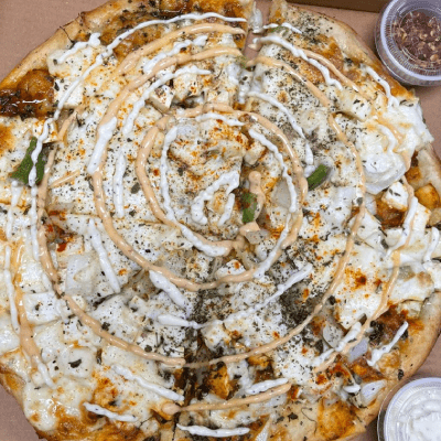 Chef's Special Veg Pizza (12 inches)